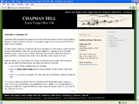 Chapman Hill Web Site