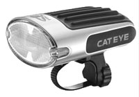 Cateye HL-EL610RC Single Shot Plus Front Light
