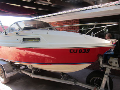 Boat Trailer Wiring >> Lloyd Borrett - Interests - Scuba Diving - Dive Boat