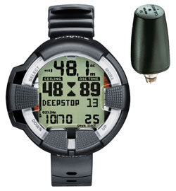 Suunto HelO2 Dive Computer with Air Transmitter