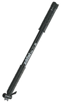 Zefal HPX Classic Frame-Fit Bike Pump