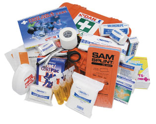 DAN Asia-Pacific Pro Plus First Aid Kit