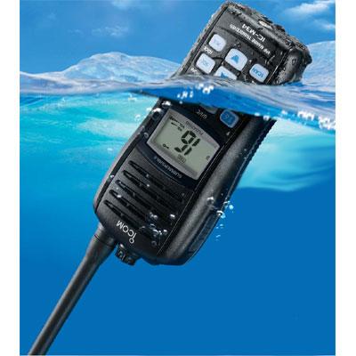 Icom IC-M33 VHF Marine Transceiver