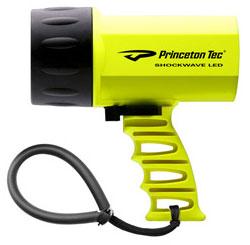 Princeton Tec Shockwave LED Dive Light